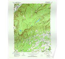 New York NY Napanoch 130744 1956 24000 Poster