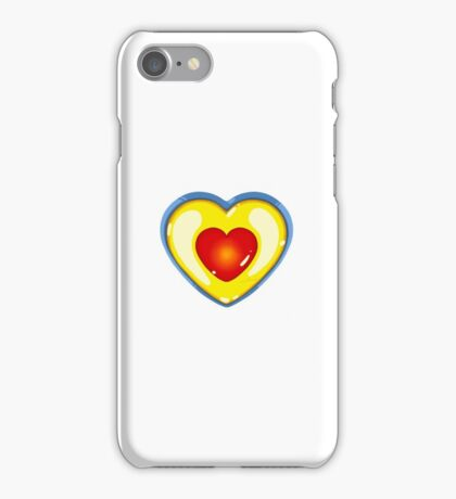 Concept Heart - Zelda, A Link To The Past iPhone Case/Skin