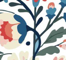 modern flower design Sticker