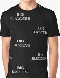 Big Success Graphic T-Shirt