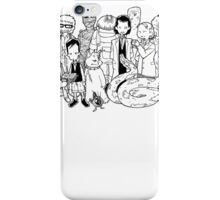 Young Lovecraft  iPhone Case/Skin