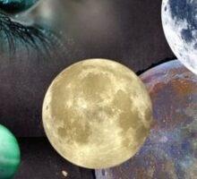 Planet Gazing Sticker