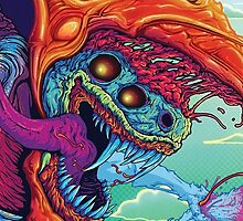 CS:GO Hyperbeast high definition resolution by FunkyClothing