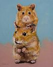 Hamsters by Michael Creese