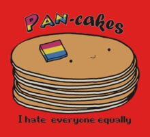 Pan-cakes! One Piece - Short Sleeve
