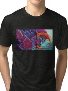CS:GO Hyperbeast high definition resolution Tri-blend T-Shirt
