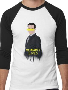 Moriarty Lives Men's Baseball ¾ T-Shirt