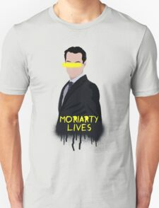 Moriarty Lives T-Shirt