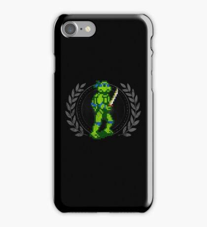 Leonardo - Sprite Badge iPhone Case/Skin