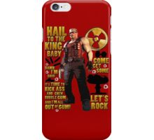 Duke Nukem iPhone Case/Skin