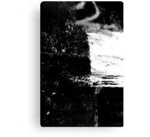 Night Gale Canvas Print