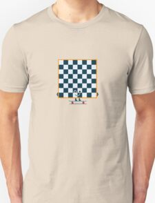 Character Building - Chessboarder Unisex T-Shirt