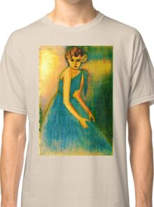 Vintage Girl Classic T-Shirt