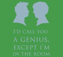 I'd Call You A Genius II Kids Tee
