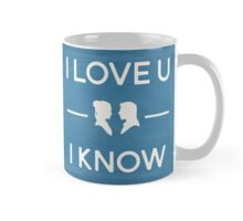 Star Wars - I Love You, I Know (color) Mug