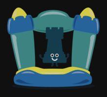 Character Building - Bouncy Castle Kids Tee