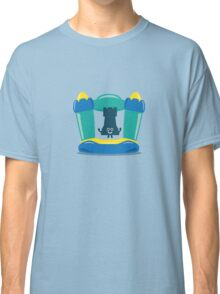 Character Building - Bouncy Castle Classic T-Shirt