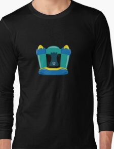 Character Building - Bouncy Castle Long Sleeve T-Shirt