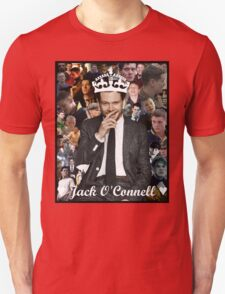 Jack O'Connell Collage Unisex T-Shirt