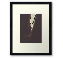 Romantic Nostalgic Framed Print