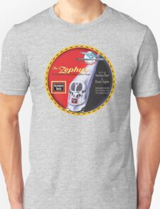 Burlington Rail Zephyr Train T-Shirt