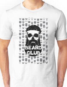 Beard Club Unisex T-Shirt