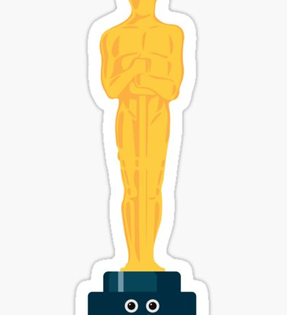 Character Building - Oscar Noms Sticker