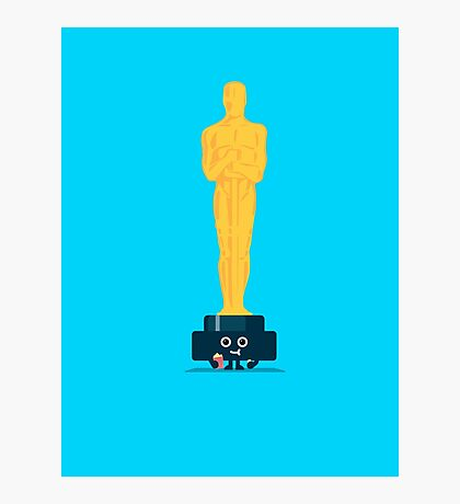 Character Building - Oscar Noms Photographic Print