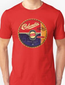Columbia Vintage Bicycles T-Shirt