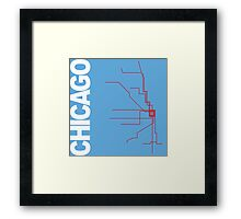 Chicago Collection Framed Print
