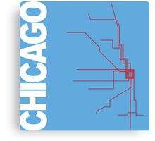 Chicago Collection Canvas Print