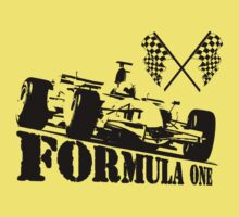 formula one, formula car Baby Tee