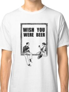 Awesome Drunk Party Time Beer Vintage Classic T-Shirt