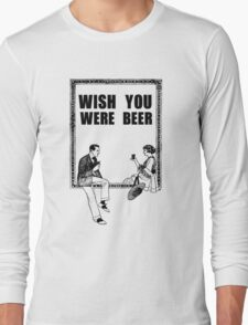 Awesome Drunk Party Time Beer Vintage Long Sleeve T-Shirt
