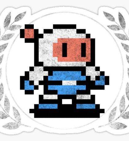 Bomberman - Sprite Badge 2 Sticker