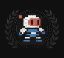 Bomberman - Sprite Badge 2 by garudoh