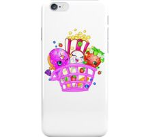 Shopkins basket 2 iPhone Case/Skin