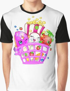 Shopkins basket 2 Graphic T-Shirt