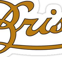 Bristol Sticker