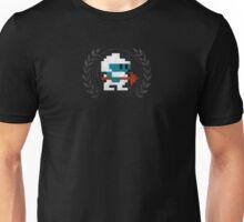 Dig Dug - Sprite Badge Unisex T-Shirt