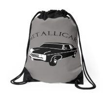 Metallicar Drawstring Bag