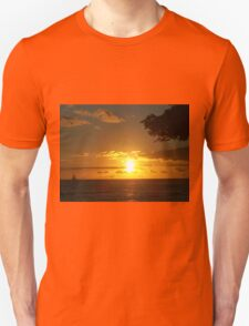 Sky Fire Unisex T-Shirt