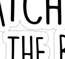 The catcher in the rye Sticker