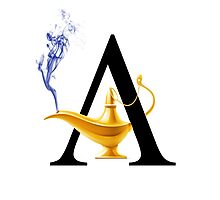 A For Aladdin! Photographic Print