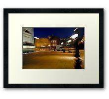 Liverpool Landscape Framed Print