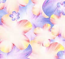 Pastel Flowers by May92