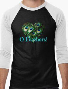 O Feathers Men's Baseball ¾ T-Shirt