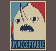 Unacceptable Lemongrab One Piece - Short Sleeve