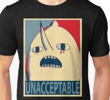 Unacceptable Lemongrab Unisex T-Shirt