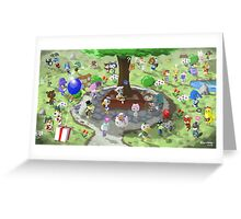 Welcome to Animal Crossing Greeting Card